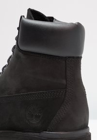 Timberland - RADFORD 6 IN BOOT WP - Lace-up ankle boots - black - 5