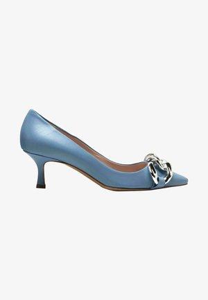 Klassieke pumps - light blue