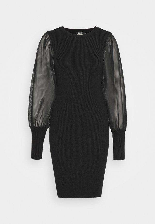 ONLEYLENE DRESS - Kjole - black
