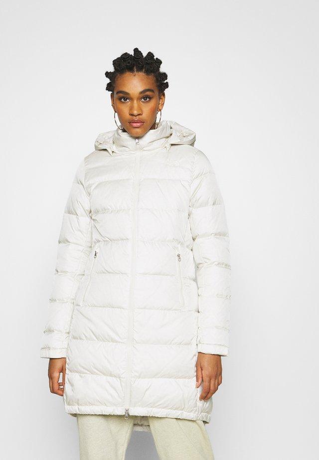METROPOLIS  - Down coat - vintage white