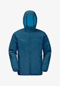 Jack Wolfskin - NORTHERN POINT - Soft shell jacket - dark cobalt - 2