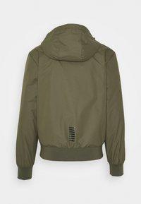 EA7 Emporio Armani - GIUBBOTTO - Light jacket - grape leaf - 1