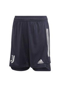adidas Performance - JUVENTUS TRAINING SHORTS - Sports shorts - blue - 6