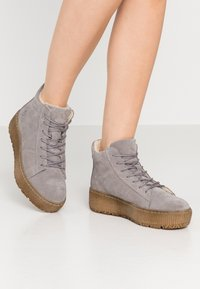 Tamaris - Ankelboots - light grey - 0