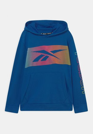 RAINBOW VECTOR HOODIE UNISEX - Felpa - royal blue