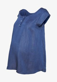 Balloon - NURSING BLOUSE - Blůza - blue - 5