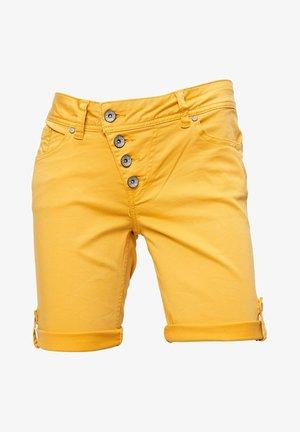 Shorts - golden rod
