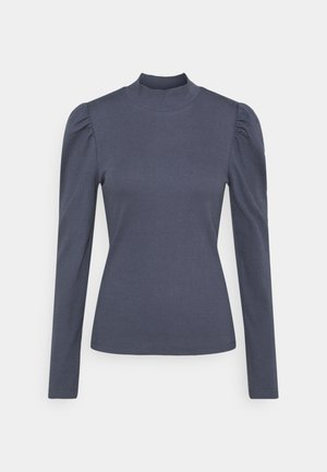 PCANNA - Long sleeved top - ombre blue