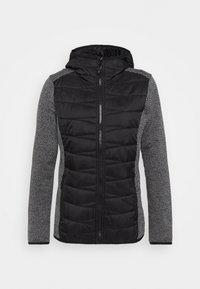 Campagnolo - WOMAN JACKET FIX HOOD - Outdoor jacket - nero - 4
