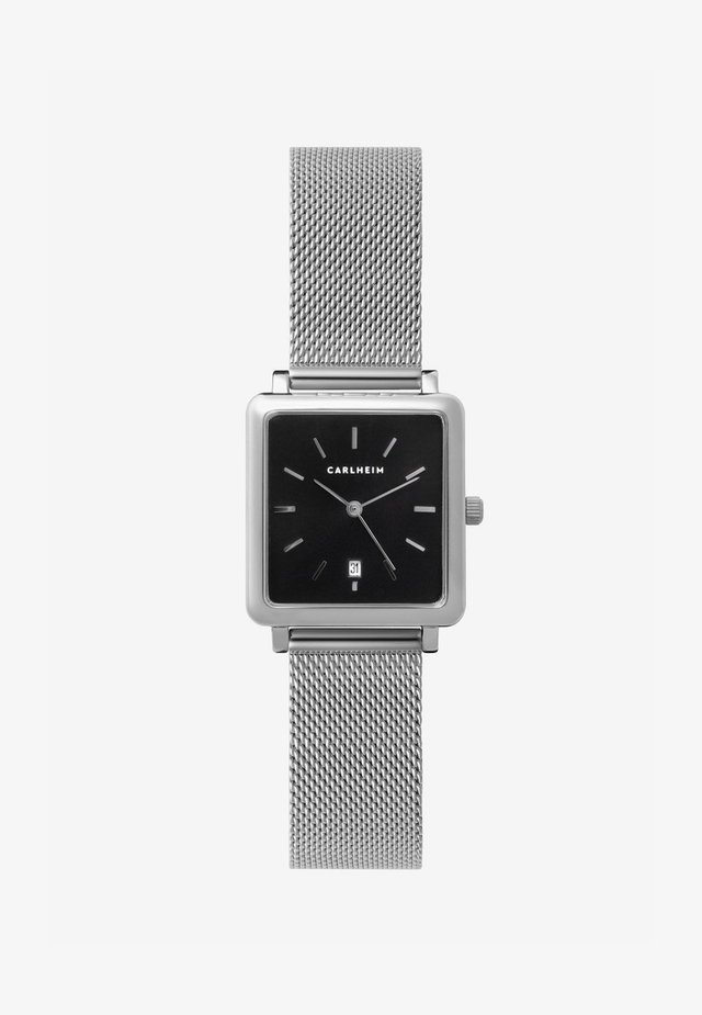 Watch - silver-black