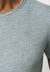 Jack & Jones PREMIUM - JPRBLUVANCE - T-shirt basic - dream blue - 4