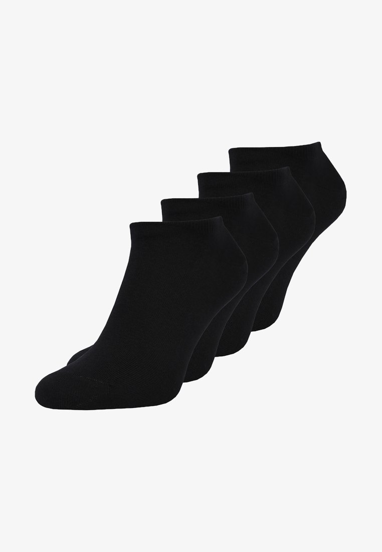 Tommy Hilfiger - MEN SNEAKER 4 PACK - Chaussettes - black