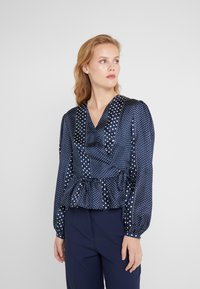 Lovechild - NASTYA - Blouse - navy - 0
