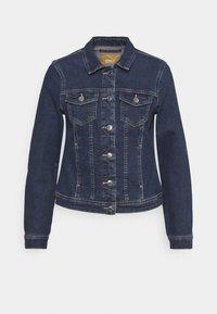 ONLY - ONLWONDER LIFE JACKET - Denim jacket - medium blue denim - 4