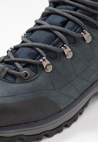 CMP - SHELIAK TREKKING SHOES WP - Obuwie hikingowe - antracite - 5