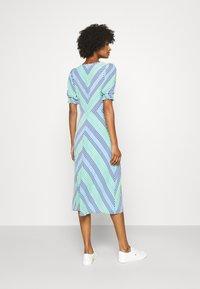 Lauren Ralph Lauren - GILLIAN DAY DRESS - Denní šaty - colonial cream - 2