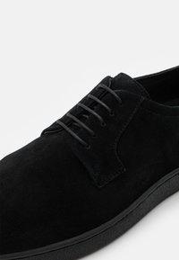 Zign - Stringate sportive - black - 5