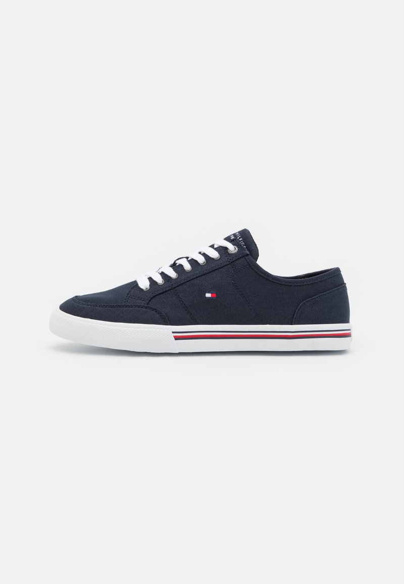 Tommy Hilfiger - CORE CORPORATE - Sneakers laag - desert sky