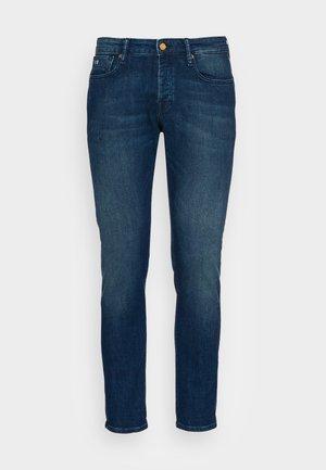 Slim fit jeans - green sky