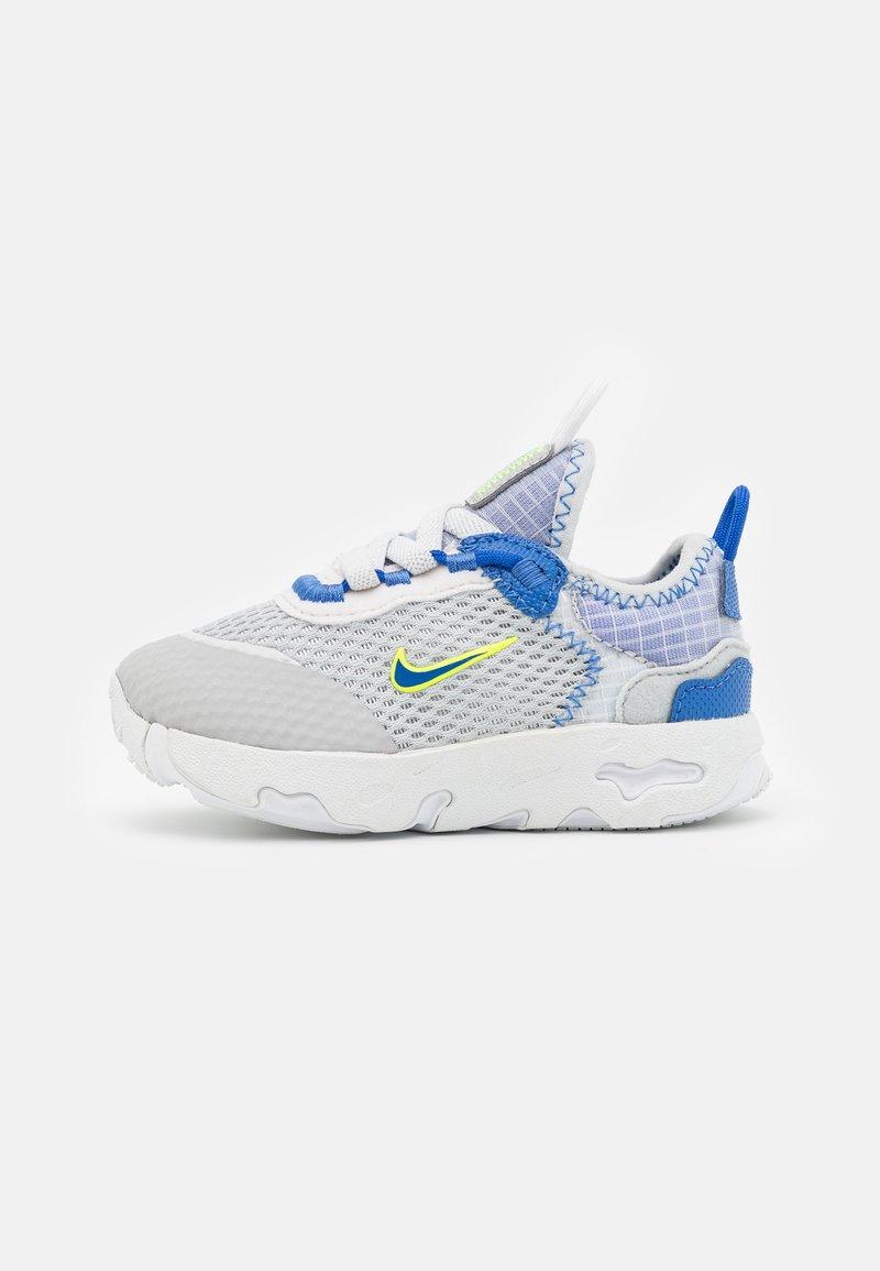Nike Sportswear - RT LIVE UNISEX - Trainers - grey fog/game royal/platinum tint/iron grey