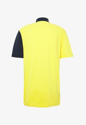 COLORBLOCK - Polo shirt - star fruit yellow/multi
