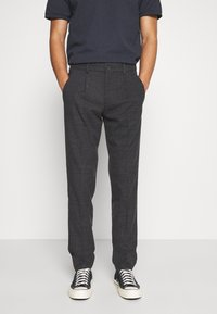 Jack & Jones PREMIUM - JJIMARCO JJSEAN - Trousers - dark grey - 0