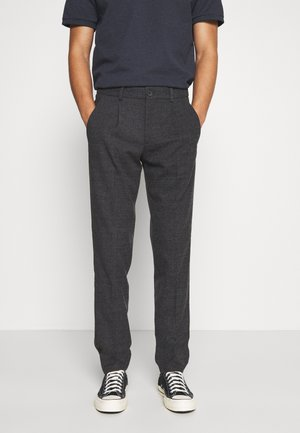 JJIMARCO JJSEAN - Trousers - dark grey