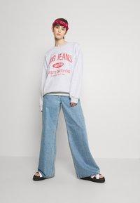 BDG Urban Outfitters - PRINTED - Sweatshirt - grey - 1