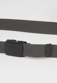 Pier One - 3 PACK UNISEX  - Riem - black/dark blue/grey - 2