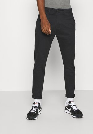 PANTS JIM - Trousers - black