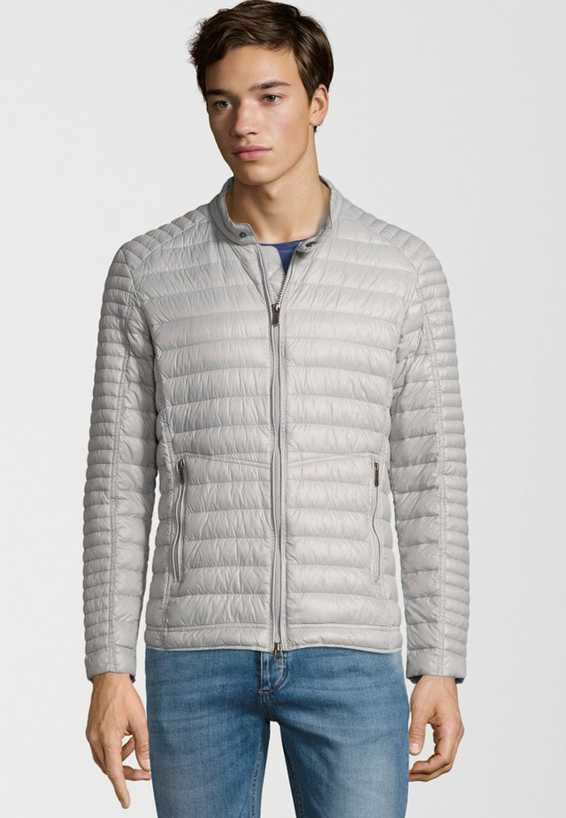 Down jacket - ice grey