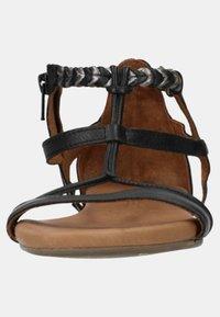 Manfield - Sandals - black - 4