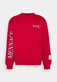 Mennace - COURTSIDE REGULAR - Sweatshirt - red - 6