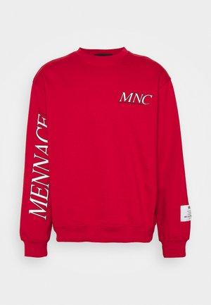 COURTSIDE REGULAR - Sweatshirt - red