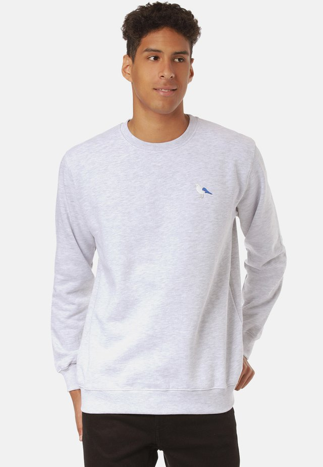EMBRO GULL - Sweater - grey
