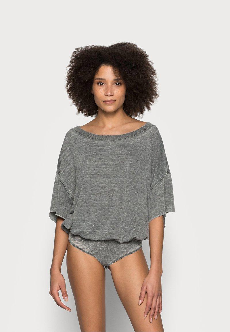 Free People - COZY GIRL - Pyjama - washed black