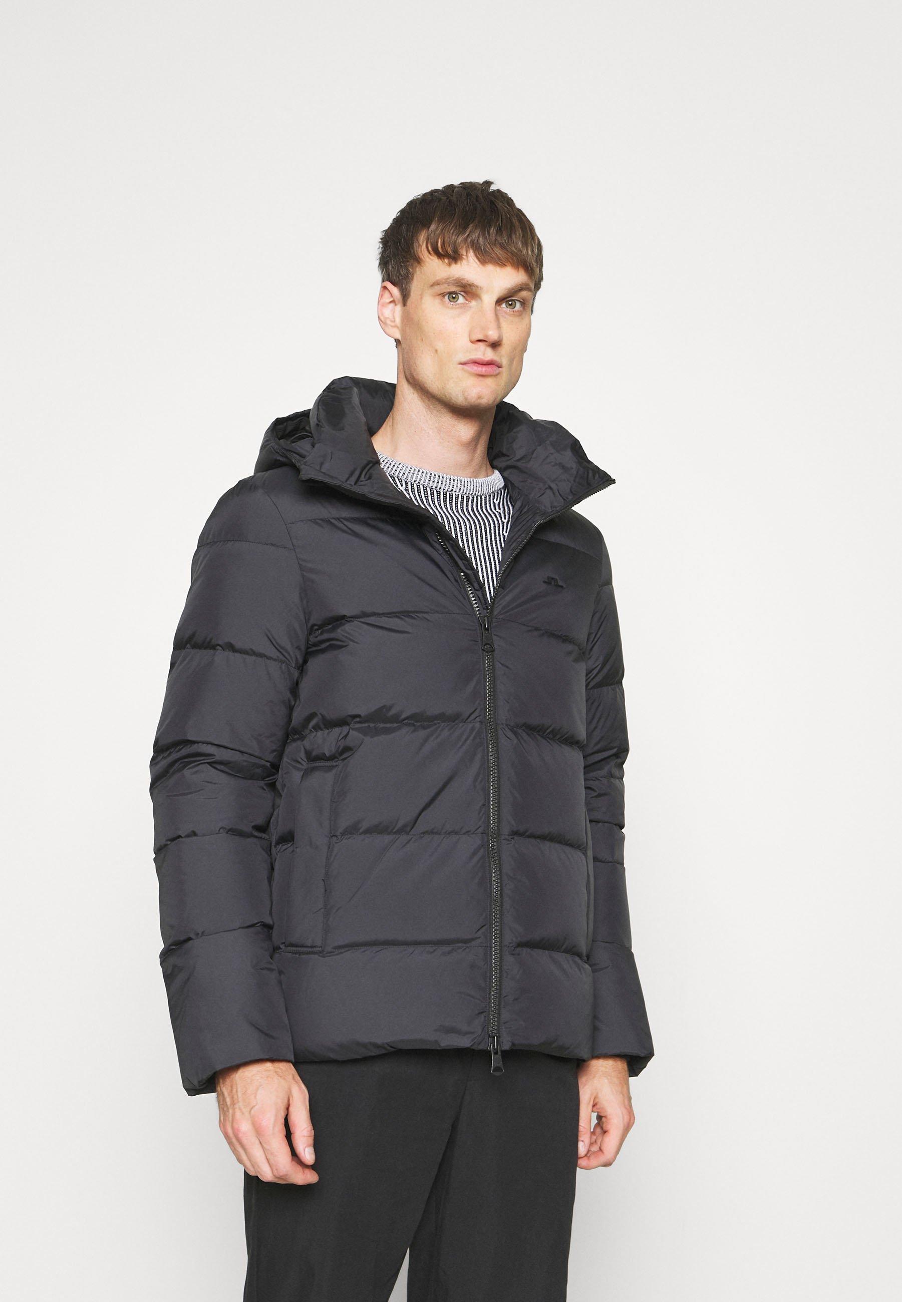 Men BARRELL JACKET - Down jacket