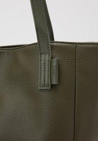 TOM TAILOR DENIM - ARONA - Tote bag - khaki - 4