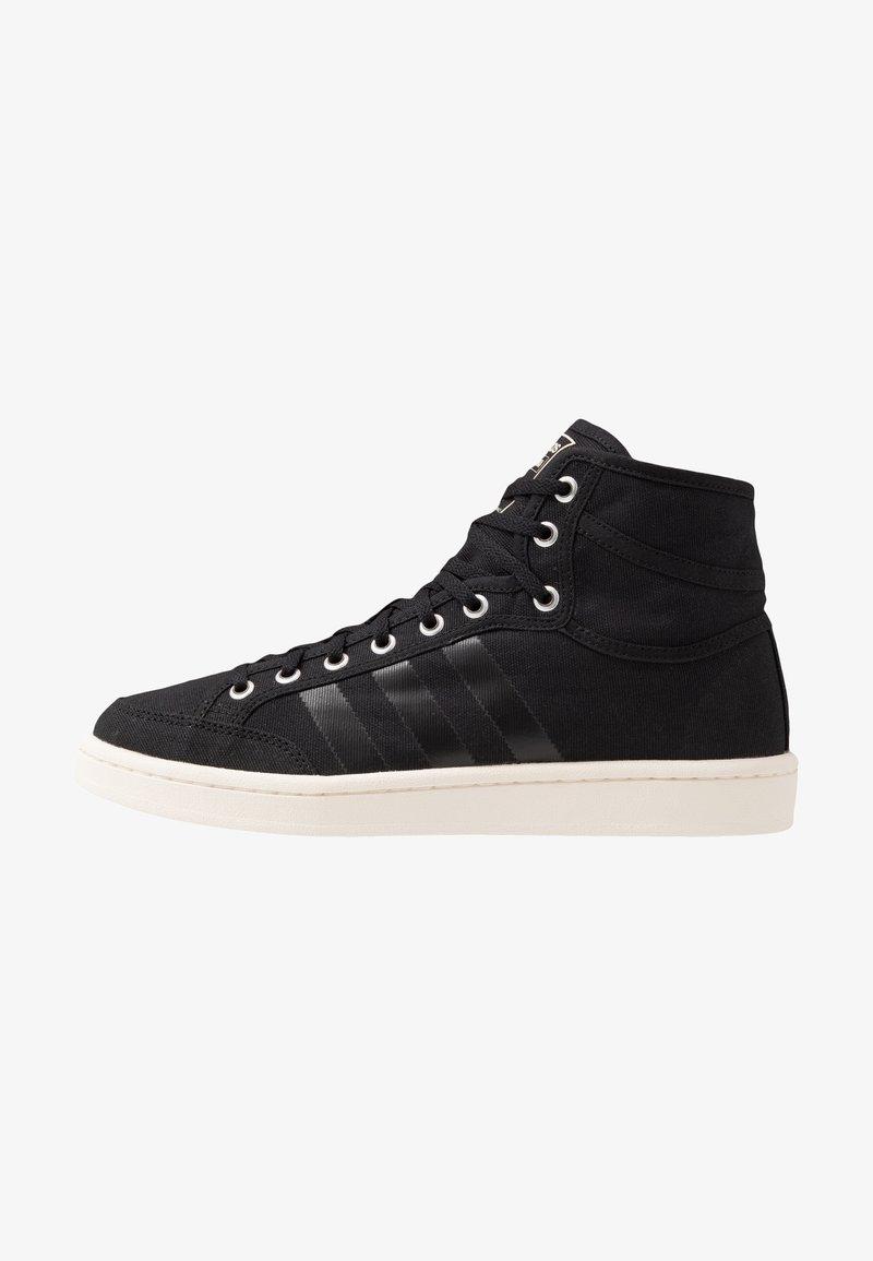 adidas Originals - AMERICANA DECON - Zapatillas altas - core black/core white
