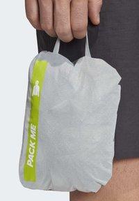 adidas Performance - TERREX AGRAVIC RAIN JACKET - Sports jacket - white - 8