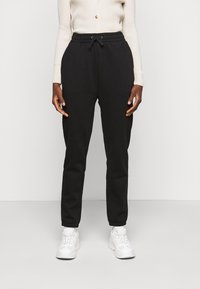 Even&Odd Tall - Tracksuit bottoms - black - 0