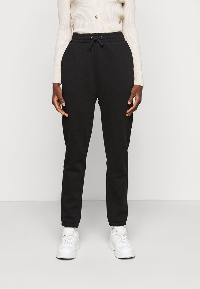 Even&Odd Tall - Tracksuit bottoms - black