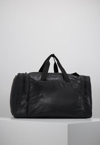 adidas by Stella McCartney - SQUARE DUFFEL M - Treningsbag - black/black/white - 2