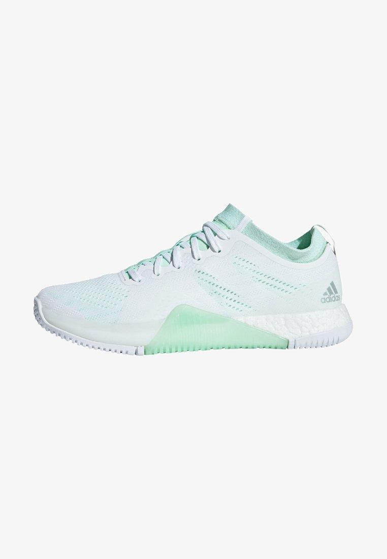 adidas Performance - CRAZYTRAIN ELITE - Treningssko - white, turquoise