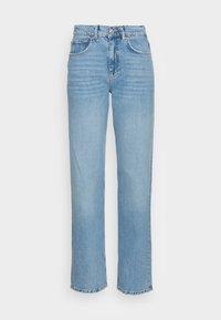 HIGH WAIST - Relaxed fit jeans - standard blue