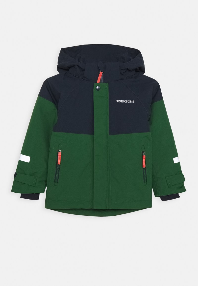 Didriksons - LUN KIDS - Winter jacket - leaf green