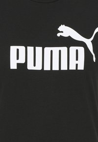 Puma - SLIM TEE DRESS - Vestido informal - black - 4