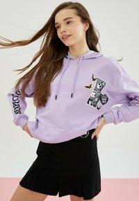 DeFacto - DISNEY - Hoodie - purple - 0