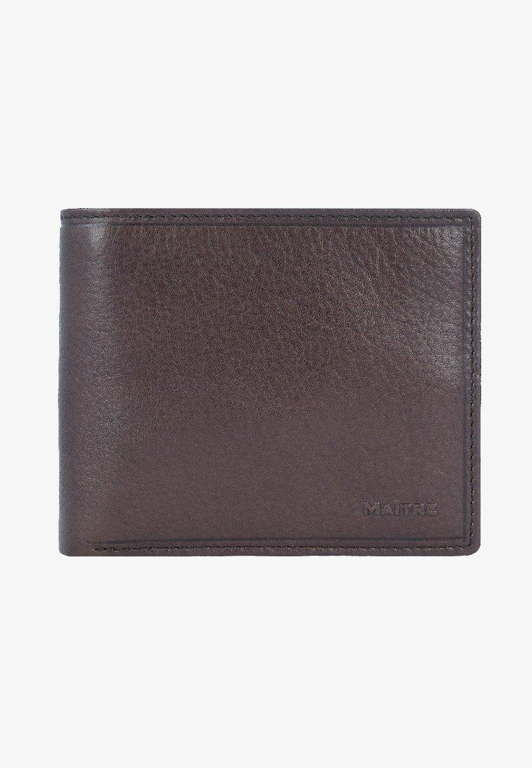 Maître - GRUMBACH GATHMAN - Wallet - dark brown