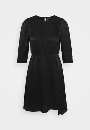 VMJENICE SHORT DRESS - Day dress - black